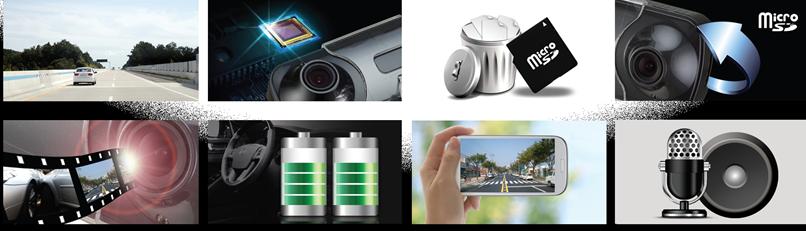 商品画像:2カメラドライブレコーダー
